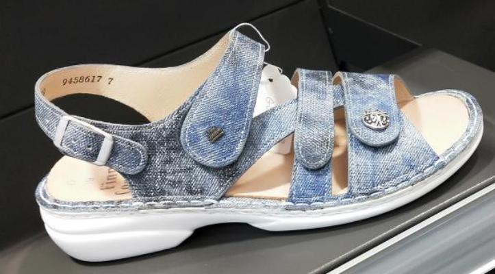sandales orthopediques jeans